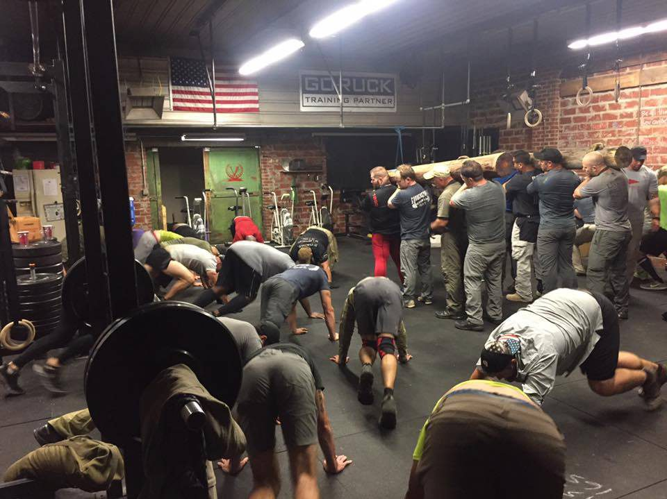Valor Strength & Fitness